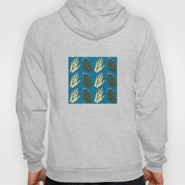 All blood is the same - blue Hoody