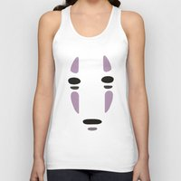 spirited away Tank Tops featuring Spirited Away by Fabio Castro