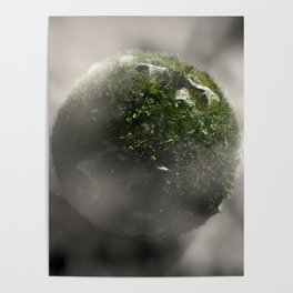 Planet #004 Poster