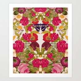 Botanic Fix Art Print