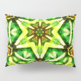 Twelve Around the One Redux - The Mandala Collection Pillow Sham