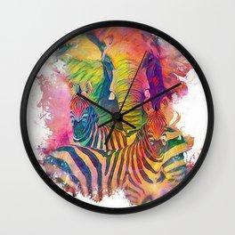Benevolent Love Wall Clock