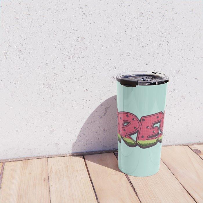 Fresh Travel Mug