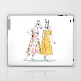 Bestial ladies Laptop & iPad Skin