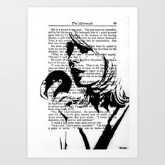 The Aftermath Art Print