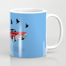 Four Wheel Fly Mug