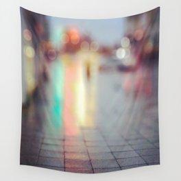 Light Blur Wall Tapestry