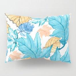 Leaf pattern 2 Pillow Sham