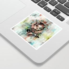 Creative Cumunication Sticker