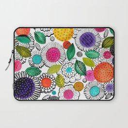 Floral Fun Laptop Sleeve