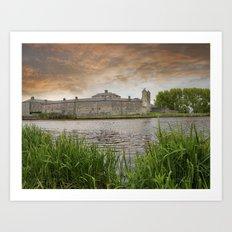 Enniskillen Castle Art Print
