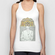 Thought Bubble Unisex Tank Top
