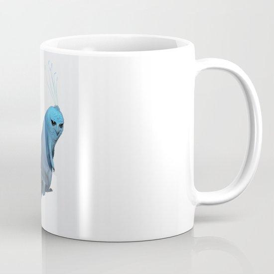Caped Kimkao Mug