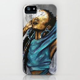 Naturally Voodoou iPhone Case