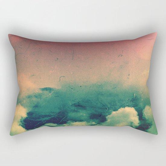 Venus Fly Rectangular Pillow
