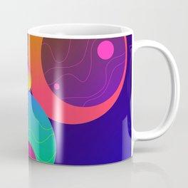 Monkey Planets (1/2) Coffee Mug