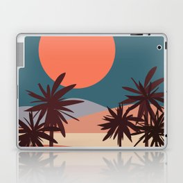 Abstract Landscape 13 Portrait Laptop & iPad Skin