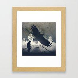The Other Framed Art Print