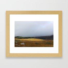 Wicklow Gap, Ireland Framed Art Print