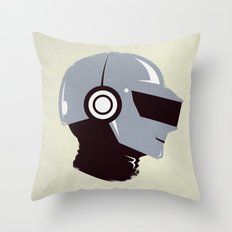 Daft Punk - RAM (Thomas) Throw Pillow