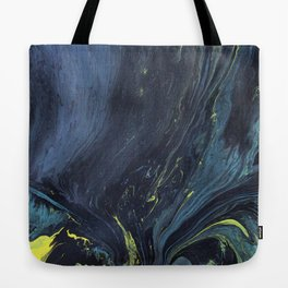 Gravity Painting 1 Tote Bag