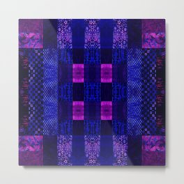 Quilt Square - MMB Metal Print