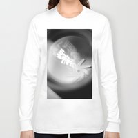 aperture Long Sleeve T-shirts featuring Aperture Lashes by Aperture