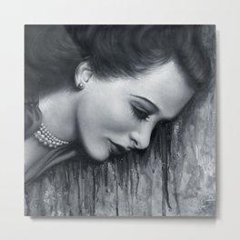 Hedy Lamarr, 1940 Metal Print