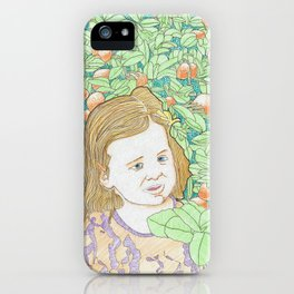 Orchard Grower iPhone Case
