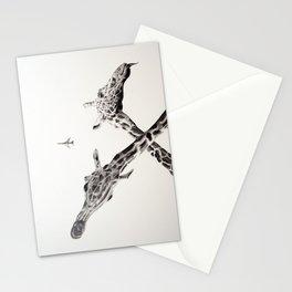 MiG 22 Flogger-B  Stationery Cards