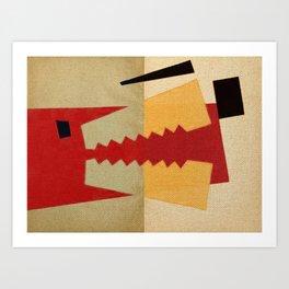 Xolotl Art Print