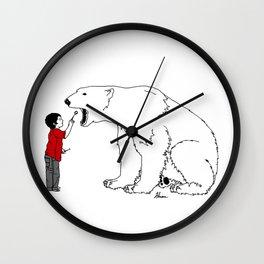 The Checkup Wall Clock