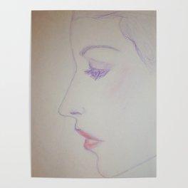 Violet  #Society6  #decor  #buyart Poster