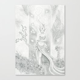 Sprite Canvas Print