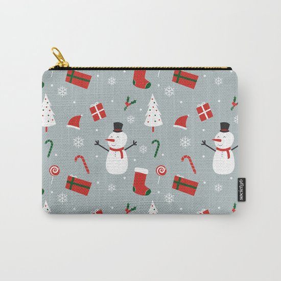 Yay Christmas! Carry-All Pouch