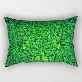 Grass texture background. Rectangular Pillow