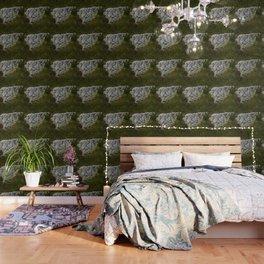 STONES LICHEN NUGGET Wallpaper