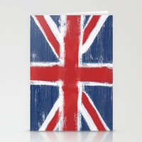 uk Stationery Cards featuring UK by Justified