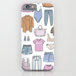 DREAM CLOSET iPhone Case