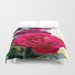 Carnation Duvet Cover