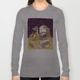Giant Hippy Long Sleeve T-shirt