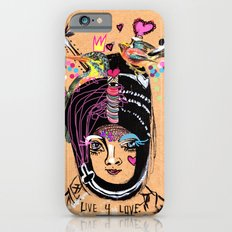 LIVE FOR LOVE iPhone 6s Slim Case