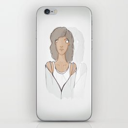 Being Human - Annie iPhone Skin