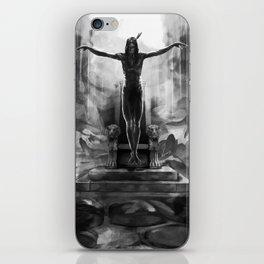 Últimas Visões (Latest Visions) iPhone Skin