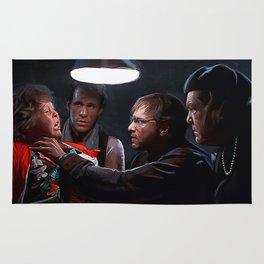 The Fratelli Interrogation Of Chunck - The Goonies Rug
