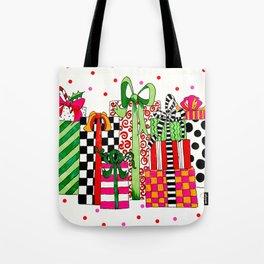 Presents! Tote Bag