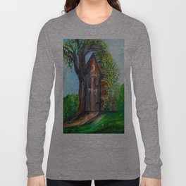 Outhouse - PRIVY Long Sleeve T-shirt