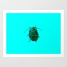 Bugged #18 Art Print