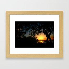Paradise Framed Art Print