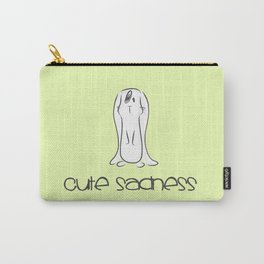 Cute Sadness Carry-All Pouch